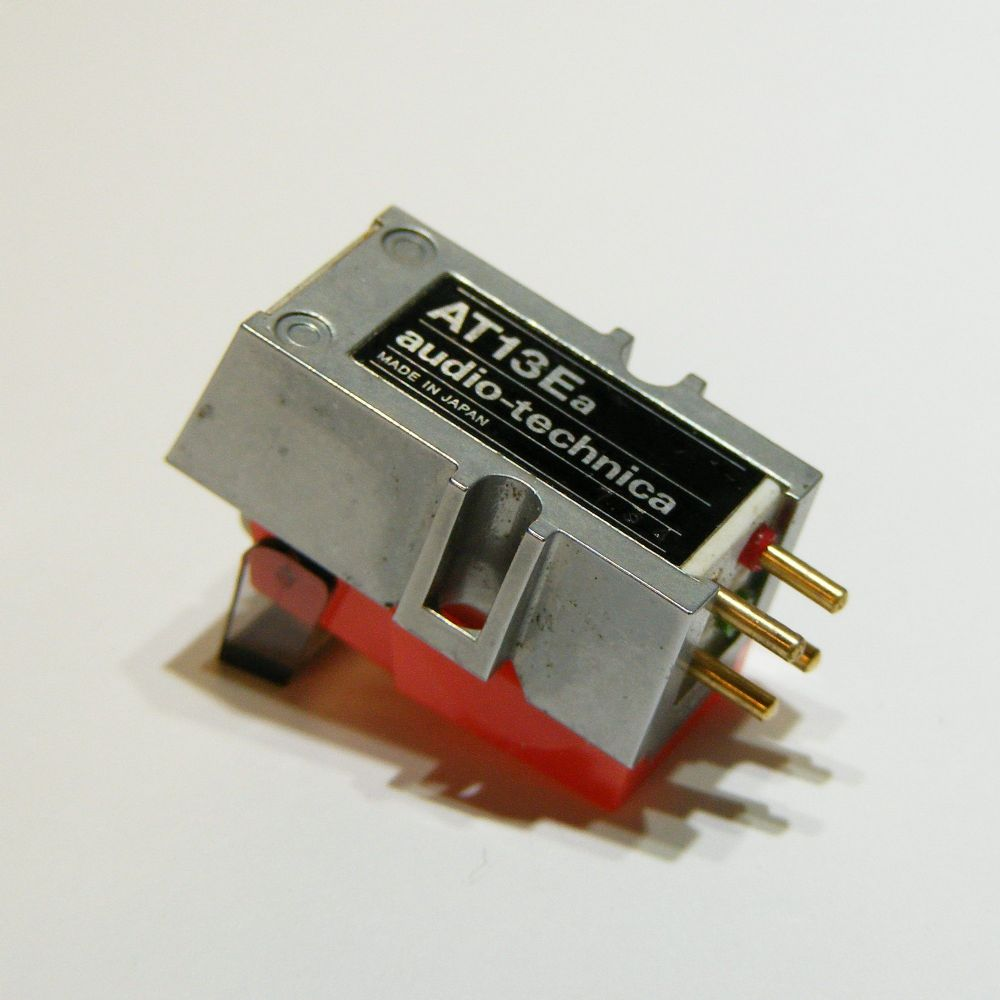Audio Technica AT13Ea Cartridge with new replacement stylus